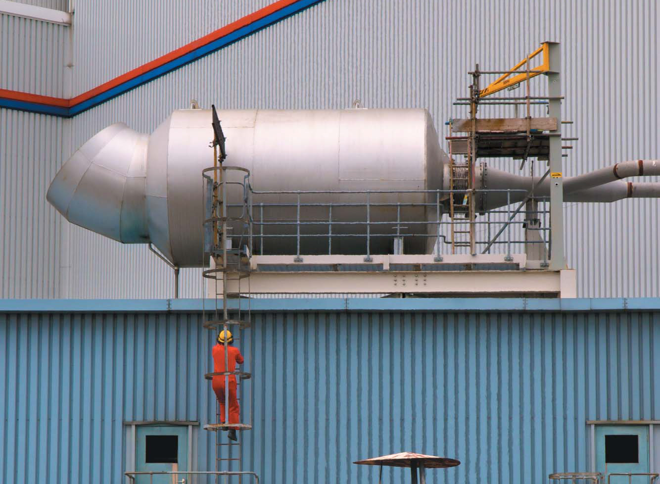 Catalytic Converter Purpose >> Steam Vent Silencers - Industrial Marine Silencers