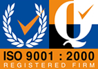 ISO registered firm 9001:2000